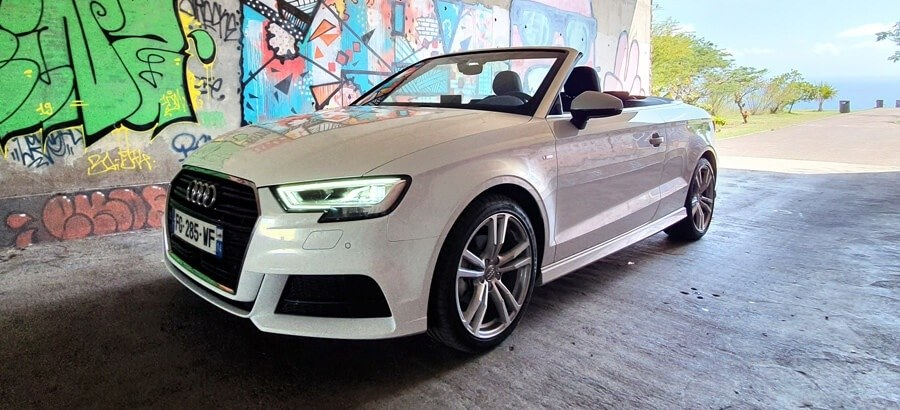 Location Audi A3 Cabriolet