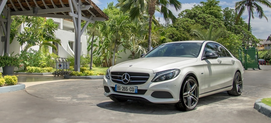 Location Mercedes C350 Hybrid