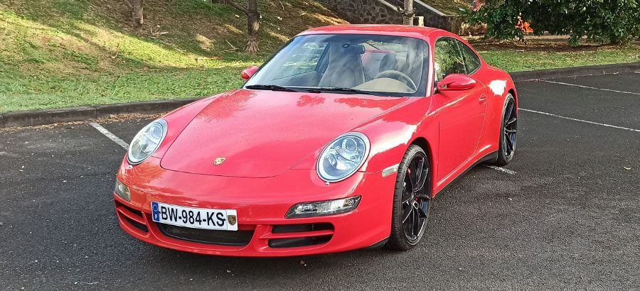 Location Porsche Carrera 4 S